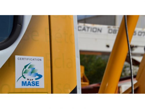 SALTI renouvelle sa certification MASE et devient le 1er loueur à obtenir la certification MASE sur l'ensemble de ses agences