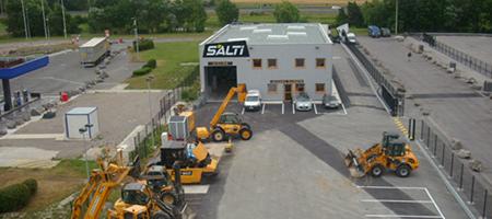 Photo de l'agence SALTI Calais