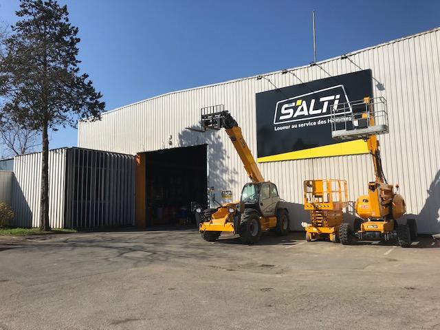 Photo de l'agence SALTI Nantes