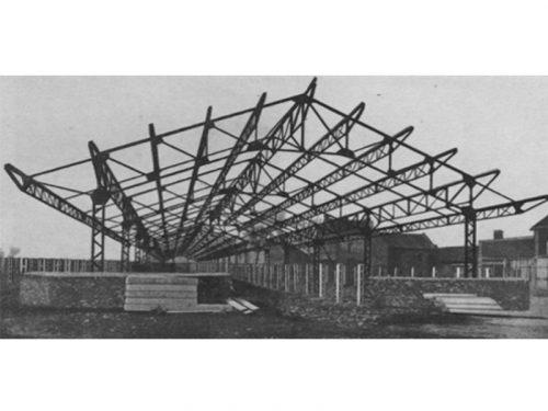 1892 - Naissance de l'entreprise GUIOT spécialisée dans la construction de bâtiments