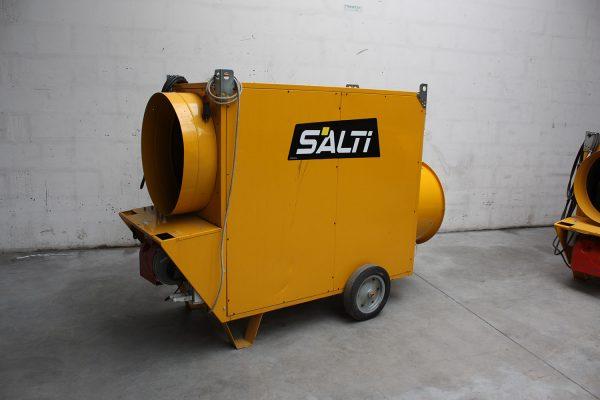 Chauffage en location chez SALTI