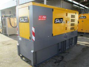Groupe électrogène en location chez SALTI