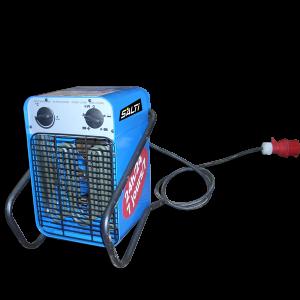 chauffage electrique 7740 kcal/h 13,5a triphase