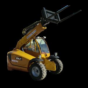 chariot telescopique 4m 1t5