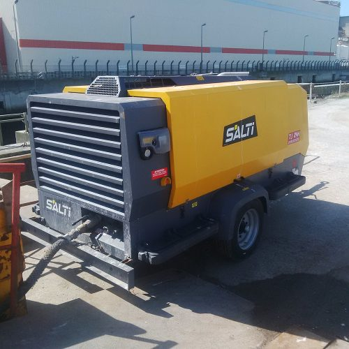 COMPRESSEUR DIESEL 22000L TRAITEMENT AIR