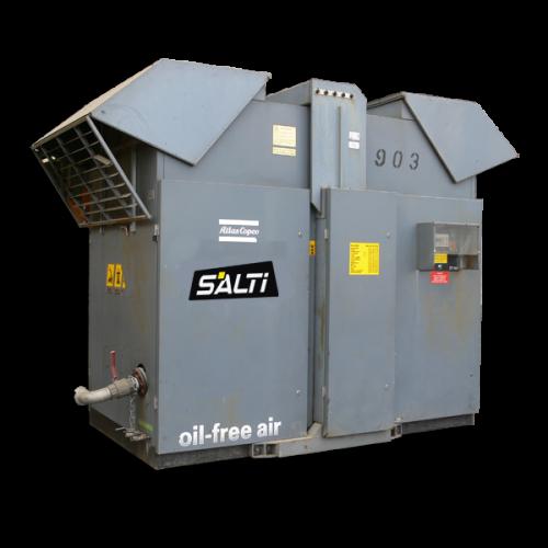 COMPRESSEUR ELECTRIQUE 140KW/ZT3 AIR SANS HUILE