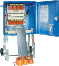 ARMOIRE ELECTRIQUE COFFRET BEROSHUNT 400A