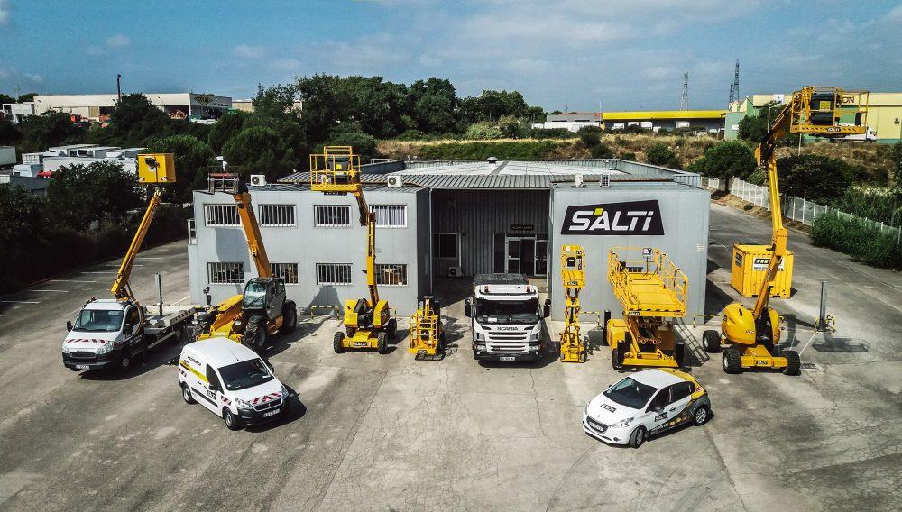 Photo de l'agence SALTI Montpellier